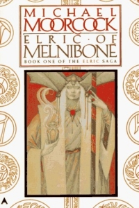 Elric of Melniboné (The Elric Saga #1) by Michael Moorcock - Book Review