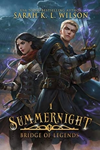 Summernight (Bridge of Legends #1) by Sarah K.L. Wilson - book review