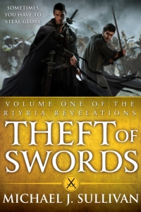Theft of Swords (Riyria Revelations #1)