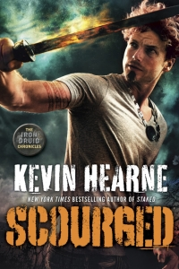 Scourged (The Iron Druid Chronicles #9)