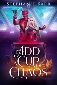 Add a Cup of Chaos by Stephanie Barr - Book Review