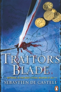 Traitor's Blade (The Greatcoats #1)