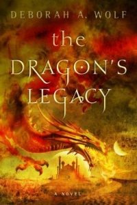 The Dragon's Legacy (The Dragon's Legacy #1) by Deborah A. Wolf Book Review