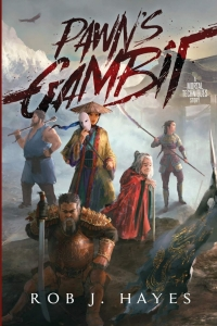 Pawn's Gambit (Mortal Techniques) by Rob J. Hayes - Book Review