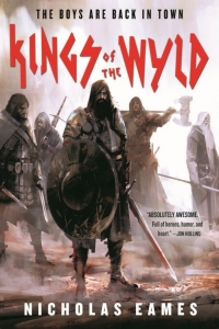 Kings of the Wyld (The Band #1) by Nicholas Eames - Book Review
