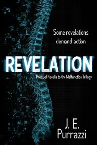 Revelation (Malfunction Trilogy #0.2) by JE Purrazzi - Book review