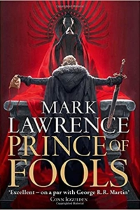 Prince of Fools (The Red Queen's War #1) by Mark Lawrence - Book Review