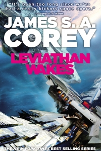 Leviathan Wakes (The Expanse #1) by James S.A. Corey Book Review