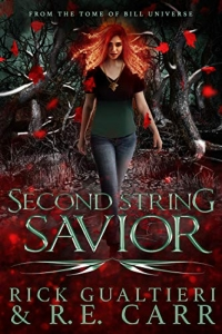 Second String Savior (False Icons #1) by Rick Gualtieri and R.E. Carr Book Review