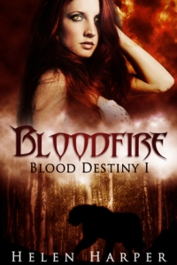 Bloodfire (Blood Destiny #1)