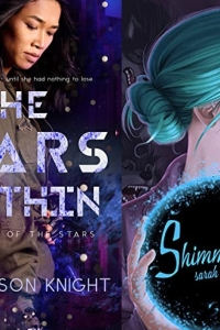 The Stars Within by Lena Alison Knight & Shimmerdark by Sarah Mensinga - Book Reviews