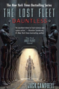 Dauntless (Lost Fleet #1) by Jack Campbell Book Review