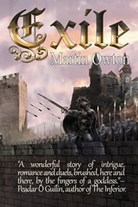 Exile (The Nandor Tales #1) by Martin Owton Book Review