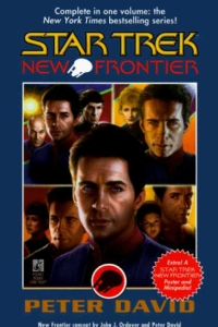 Star Trek: New Frontier (New Frontier #1) by Peter David Book Review