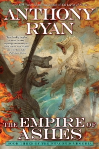 The Empire of Ashes (The Draconis Memoria #3)