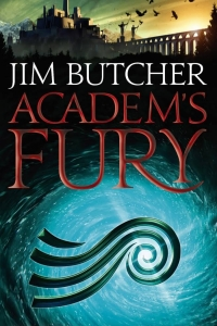 Academ's Fury (Codex Alera #2)