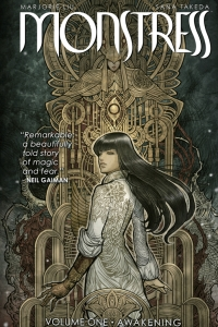 Monstress Vol. 1: Awakening (Monstress #1)