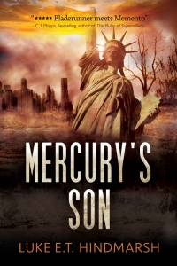 Mercury's Son by Luke Hindmarsh Book Review