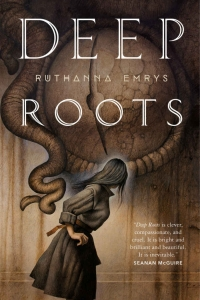 Deep Roots (The Innsmouth Legacy #2)