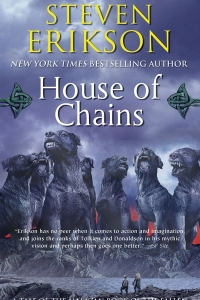 House of Chains (Malazan Book of the Fallen #4) by Steven Erikson - Book Review
