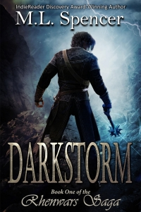 Darkstorm (The Rhenwars Saga #0) by M.L. Spencer Book Review