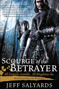 Scourge of the Betrayer (Bloodsounder's Arc #1)