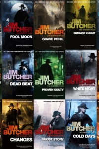 The Dresden Files by Jim Butcher - Book Series Review