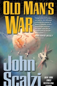 Old Man's War (Old Man's War #1) by John Scalzi Book Review