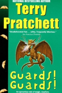 Guards! Guards! (Discworld #8) by Terry Pratchett - Book Review