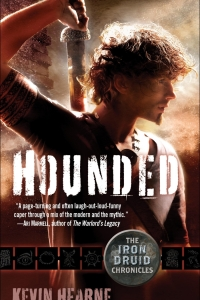 Hounded (The Iron Druid Chronicles #1)
