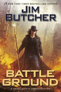 Battle Ground (The Dresden Files #17) by Jim Butcher - Book Review