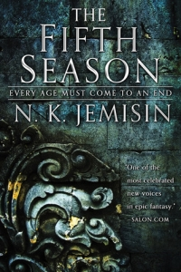 The Fifth Season (The Broken Earth #1) by N.K. Jemisin - Book Review
