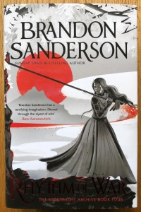 Rhythm of War (The Stormlight Archive #4) by Brandon Sanderson - Book Review