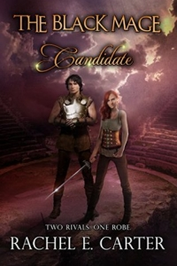 Candidate (The Black Mage #3)