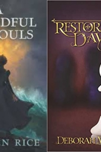 Restoration Day by Deborah Makarios & A Handful of Souls by Stephen Rice - Book Reviews