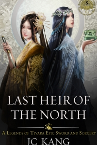 Last Heir of the North (Scions of the Black Lotus #5) by J.C. Kang - Book Review