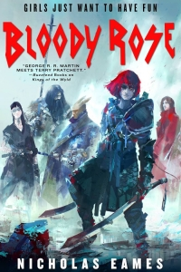 Bloody Rose (The Band #2)