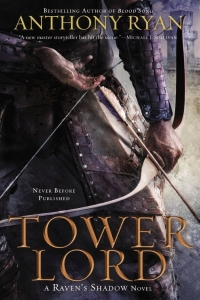 Tower Lord (Raven's Shadow #2)