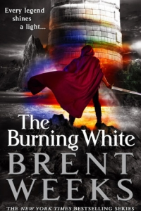 The Burning White (Lightbringer, #5) by Brent Weeks - Audiobook Review