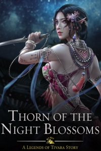 Thorn of the Night Blossoms (Scions of the Black Lotus #1) by J.C. Kang - Book Review