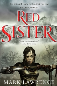 Red Sister (Book of the Ancestor #1) by Mark Lawrence - Book Review