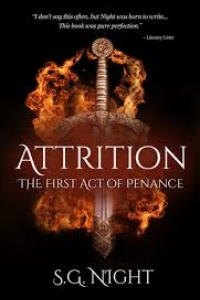 Attrition: The First Act of Penance (Three Acts of Penance #1)