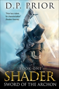 Shader: Sword of the Archon (Shader #1) by Derek Prior - book review