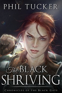 The Black Shriving (The Chronicles of the Black Gates #2)