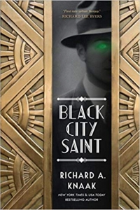 Black City Saint (Black City #1)