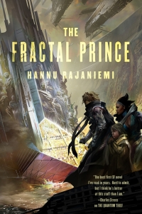 The Fractal Prince (Jean le Flambeur #2)