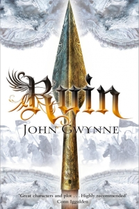 Ruin (The Faithful And the Fallen #3)