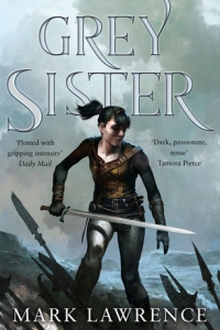 Grey Sister (Book of the Ancestor #2) by Mark Lawrence