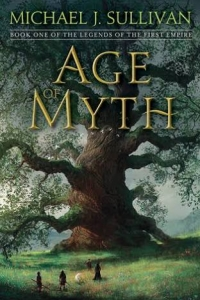 Age of Myth (The Legends of the First Empire)