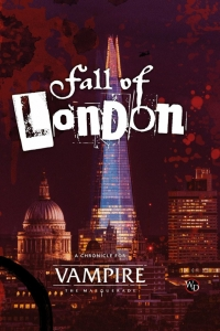 The Fall of London (Vampire: The Masquerade) by Modiphius Entertainment Book Review